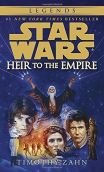 Heir to the Empire (Star Wars- The Thrawn Trilogy, Vol. 1)