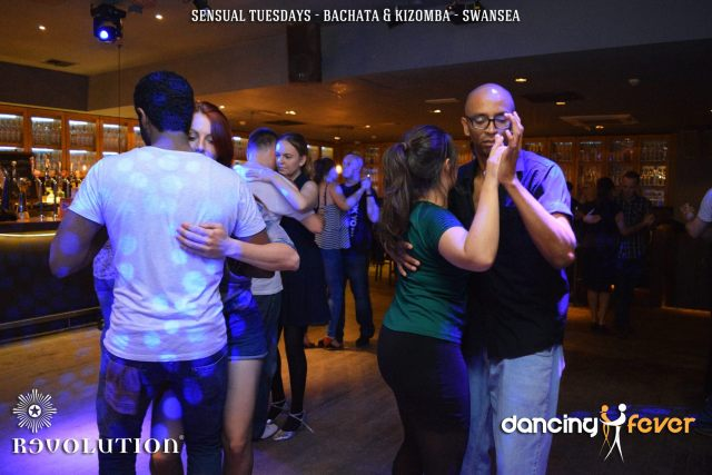Dancing Fever Kizomba Tuesdays in Swansea