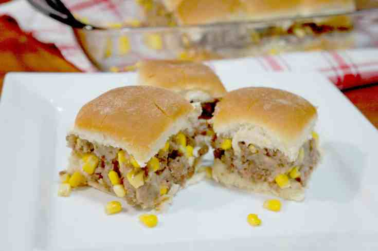 Shepherd's Pie Sliders