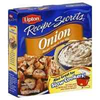 Lipton ONION RECIPE Soup & Dip Mix 2oz (15 Boxes)