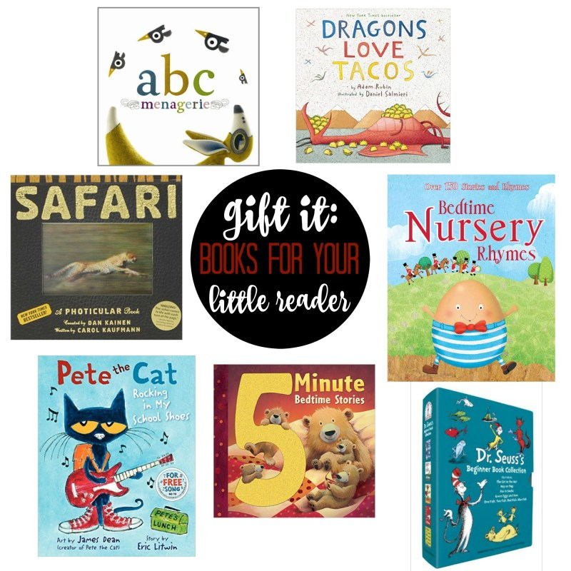 gift it - books for your little reader - gift ideas for your bookworm - thisisourbliss.com