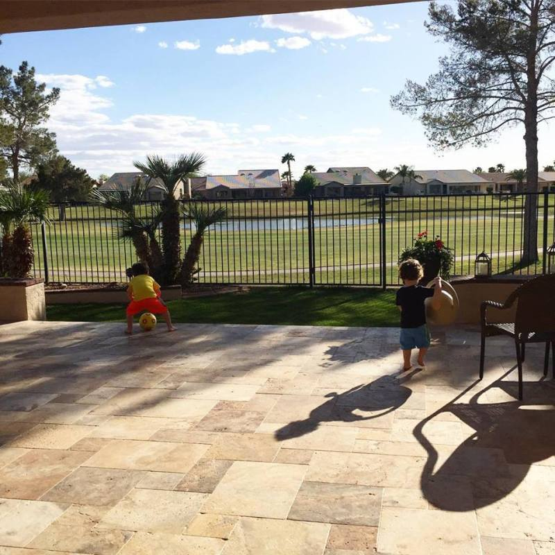 boys outside AZ