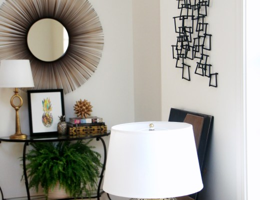 Inspired by DIY Pottery Barn Inspired 3d Wall art PB Knock off wall sculpture This is our Bliss www.thisisourbliss.com