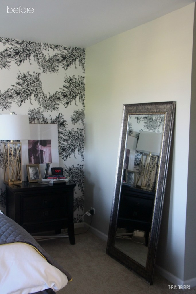 Chic modern eclectic master bedroom mood board this is our bliss Modern chic master bedroom