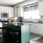 See our bright white & bold Kitchen revamp   New Year New Room Refresh Challenge   This is our Bliss