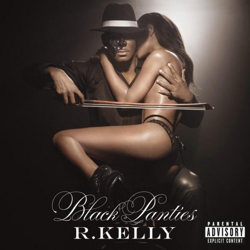 R. Kelly Black Panties
