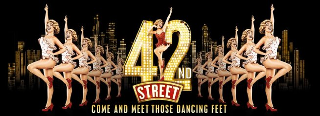 Image result for 42nd street musical