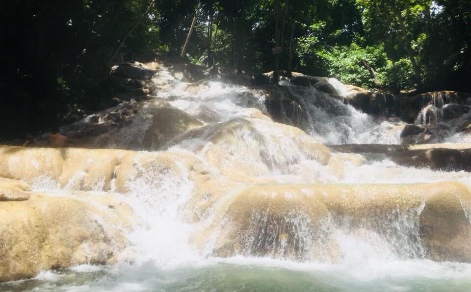 Dunn's River Falls – A Different Approach