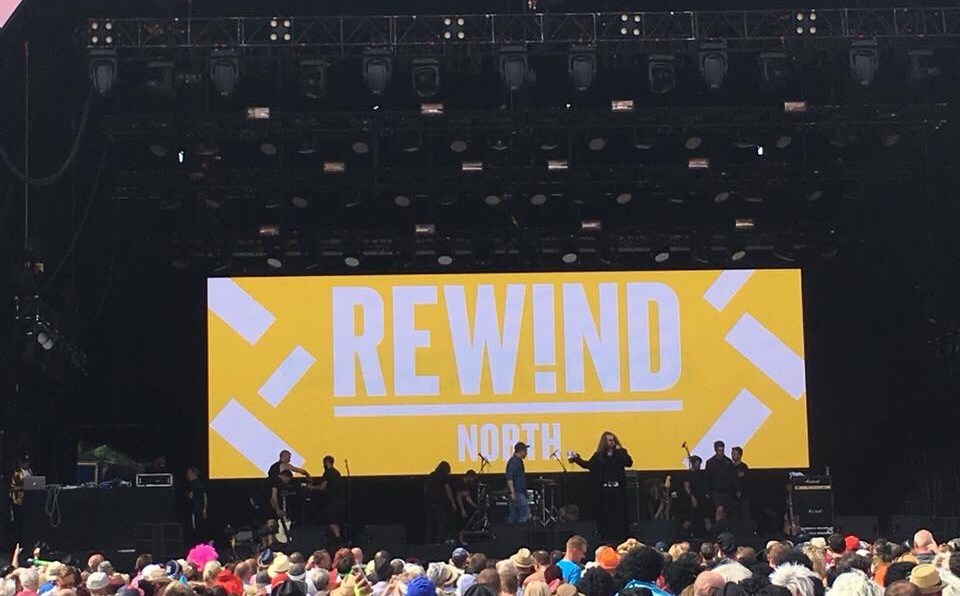 Rewind Festival North- Saturday Review