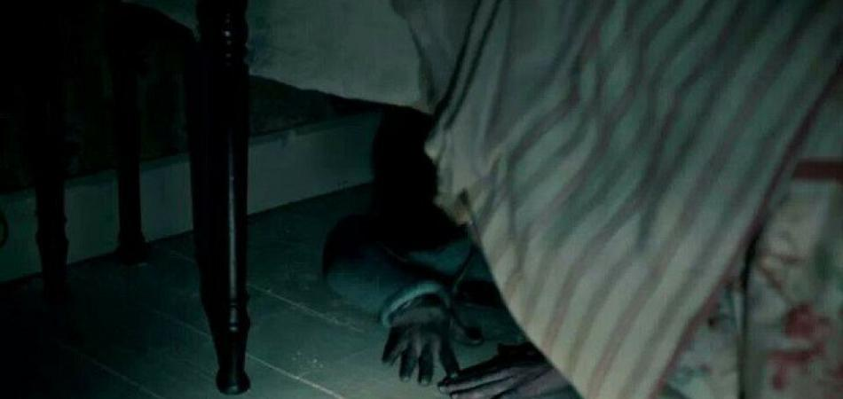Something Under the Bed