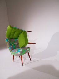 Galapagos Designs green chairs - Thoughtful