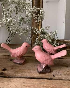 ancien oiseaux art déco desvres