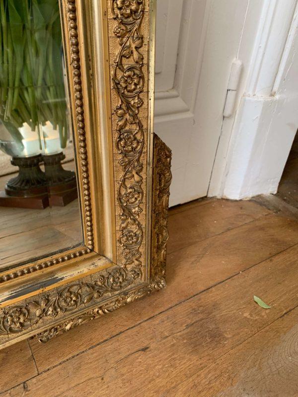 miroir-ancien-moulures
