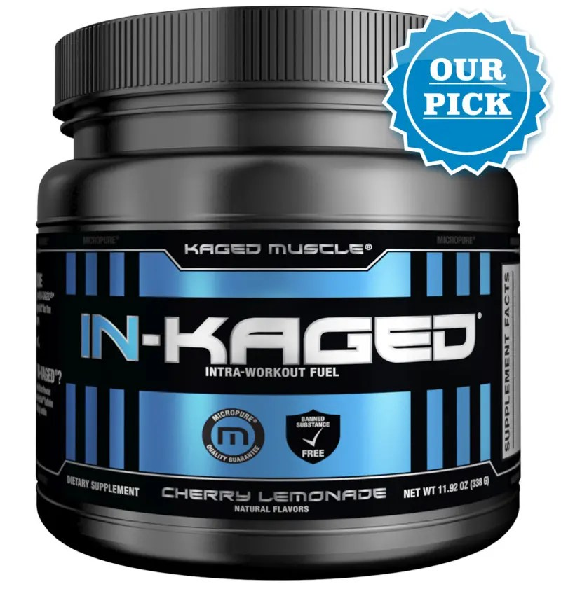 IN-KAGED Intra-Workout Powder
