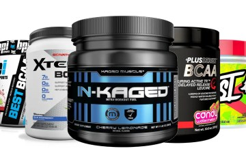 Best BCAA Supplements Feature