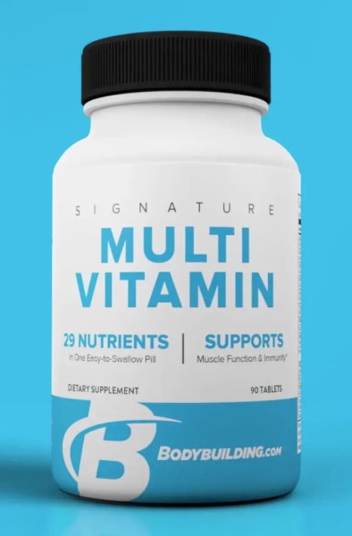 Signature multivitamin