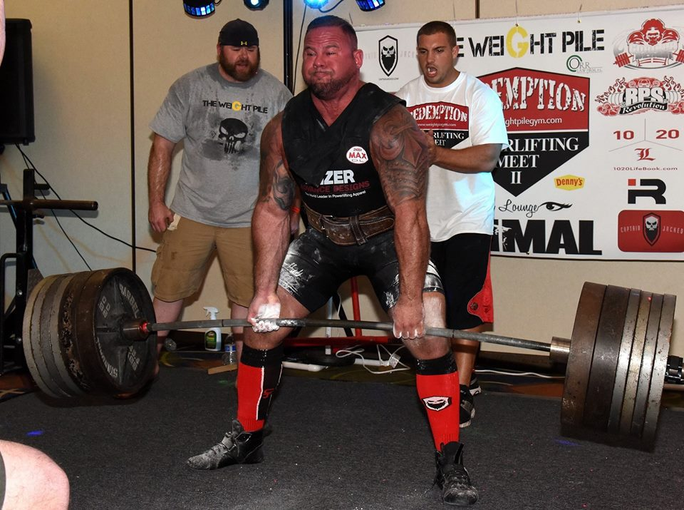powerlifting