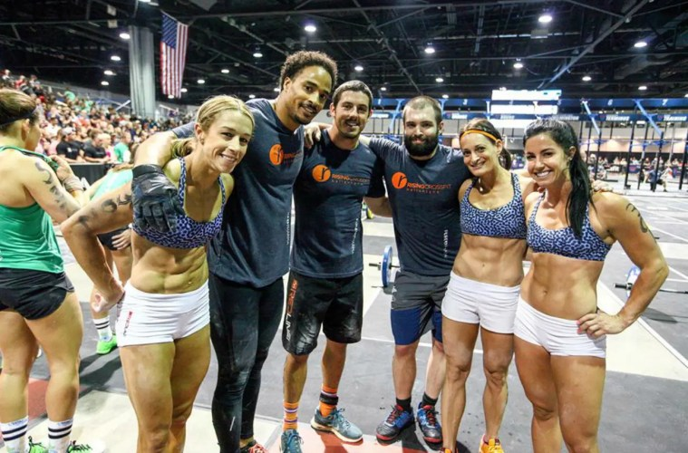 crossfit team names feature