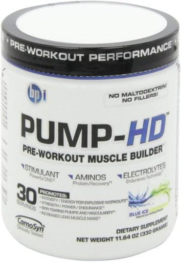 Pump-HD
