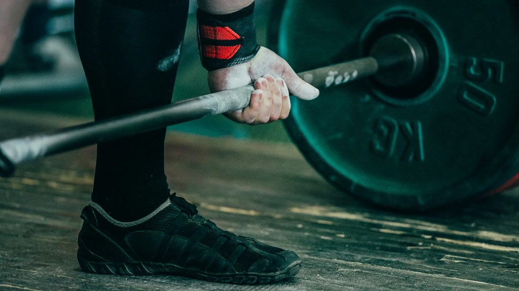 Build into CrossFit gradually
