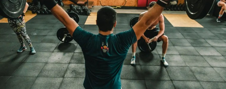 Top tips for improving your overhead press