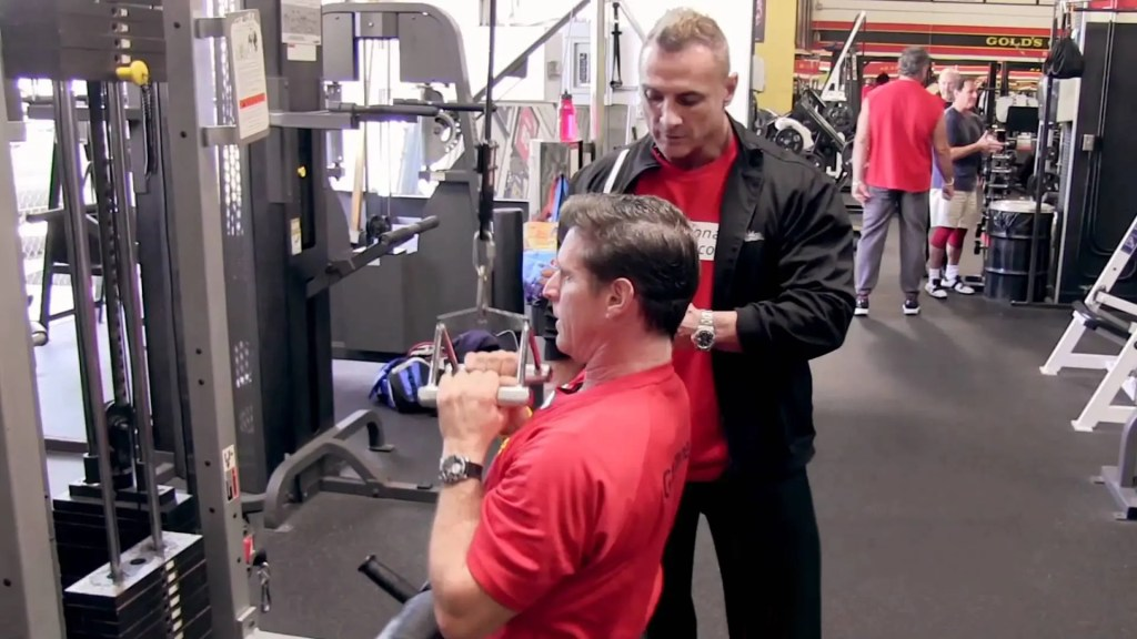 Is the lat pulldown effective?