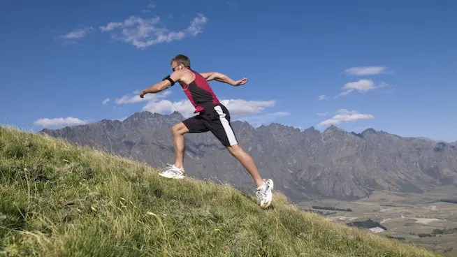 Sprints and hill sprints