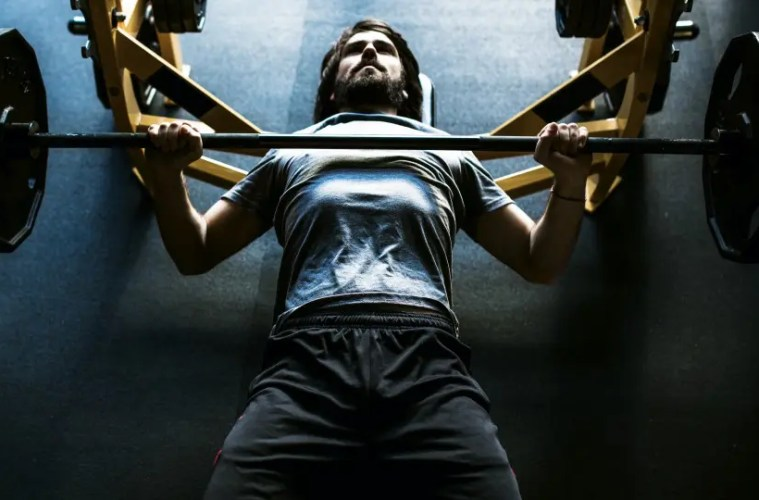 CrossFit Chest Workouts