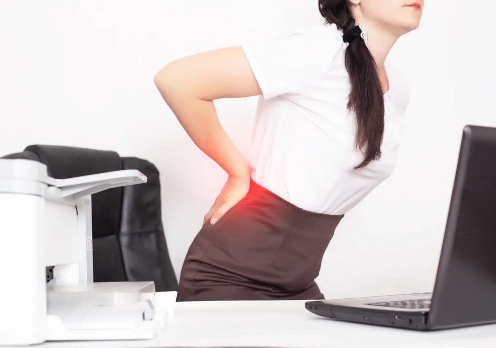 Signs of sciatica