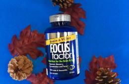 focus factor supplement