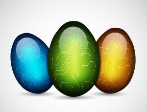 Happy Easter – 5  iconic Easter eggs in Tech history