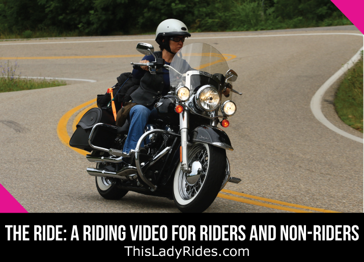 The Ride: A Riding Video For Riders and Non-riders