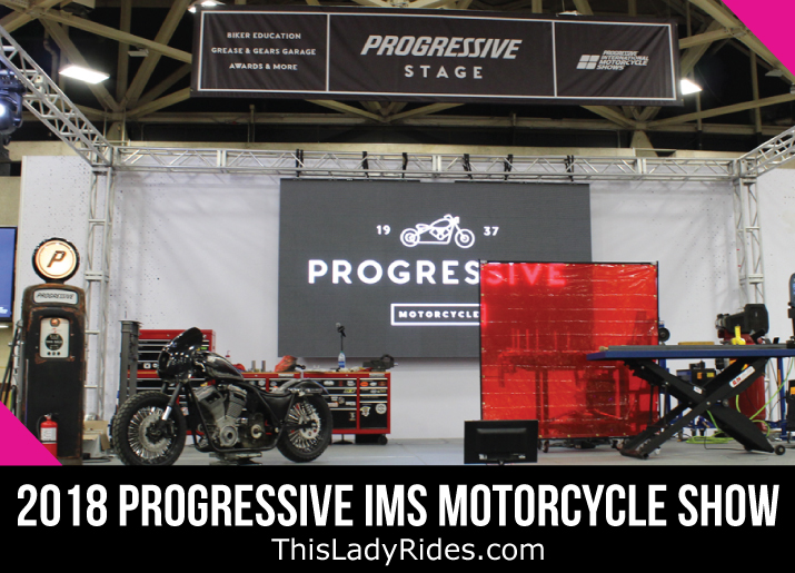 2018 IMS motorcycle show