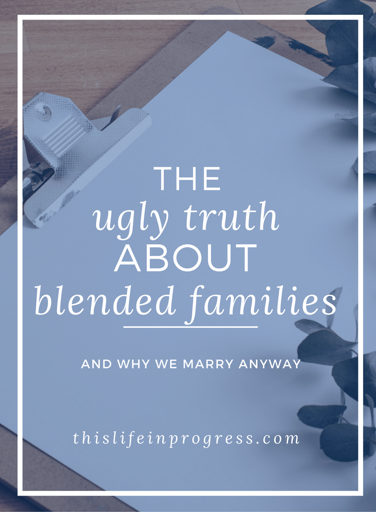 Blended Family | Stepfamily | Remarriage | Kids and Divorce | How to Blend | Surviving Stepfamilies | Truth About Blended Families | Hope