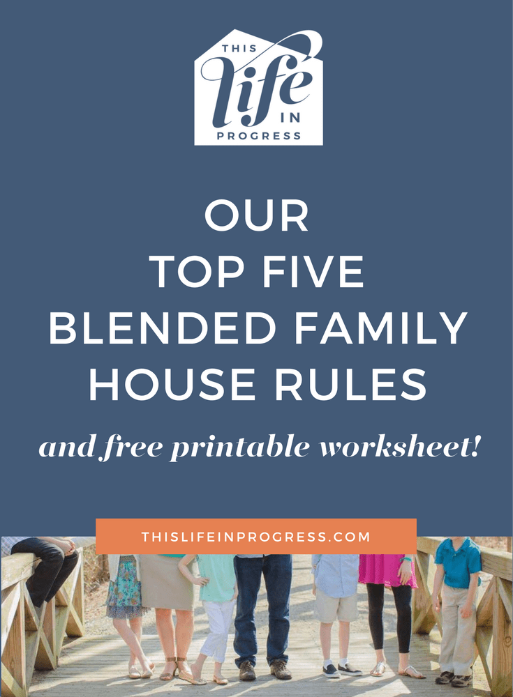 Blended family | Coparenting | Stepmom | Stepdad | Stepparent | Boundaries | House Rules | How to Blend a Family | Divorce and Kids