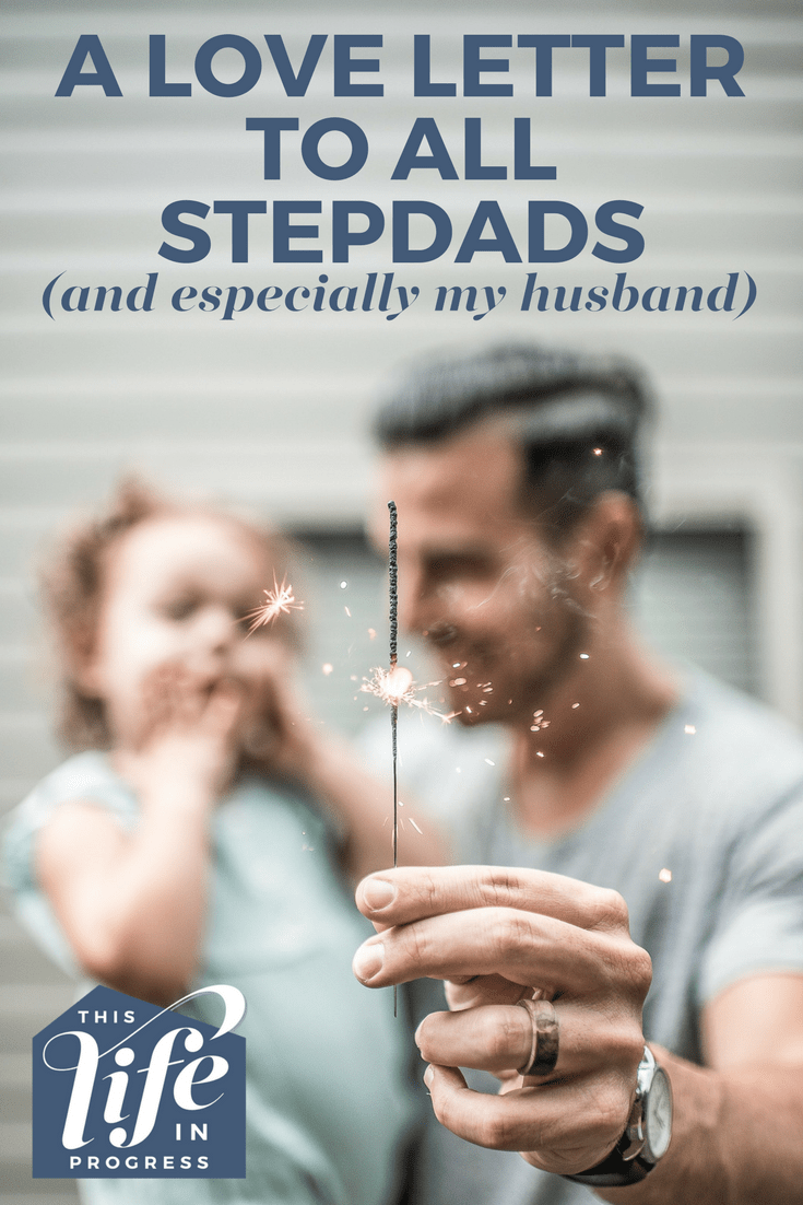 Stepdad | Stepfather | Blended Family | Stepparent | Coparenting | Father's Day | Daddy Daughter | Divorce
