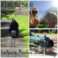 A Little Day Out At Eastbourne Miniature Railway