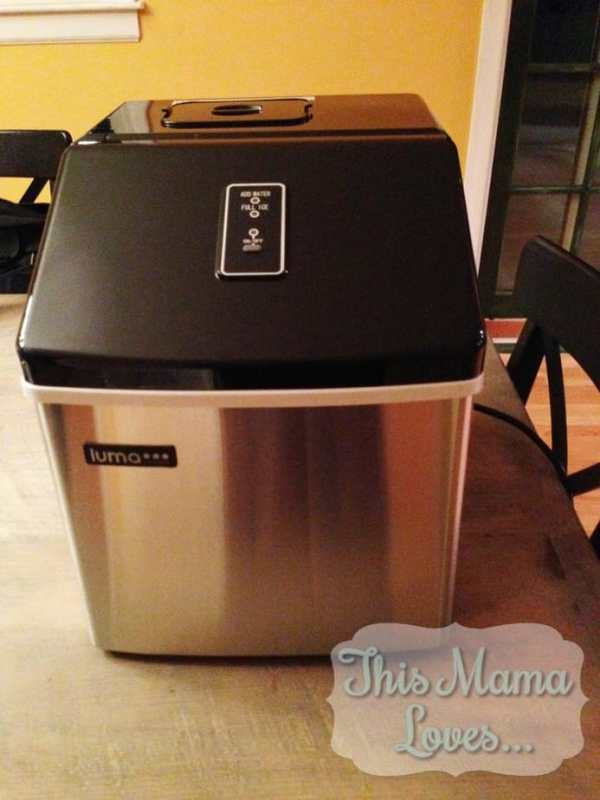 Portable Ice Maker is Great for Camping | This Mama Loves