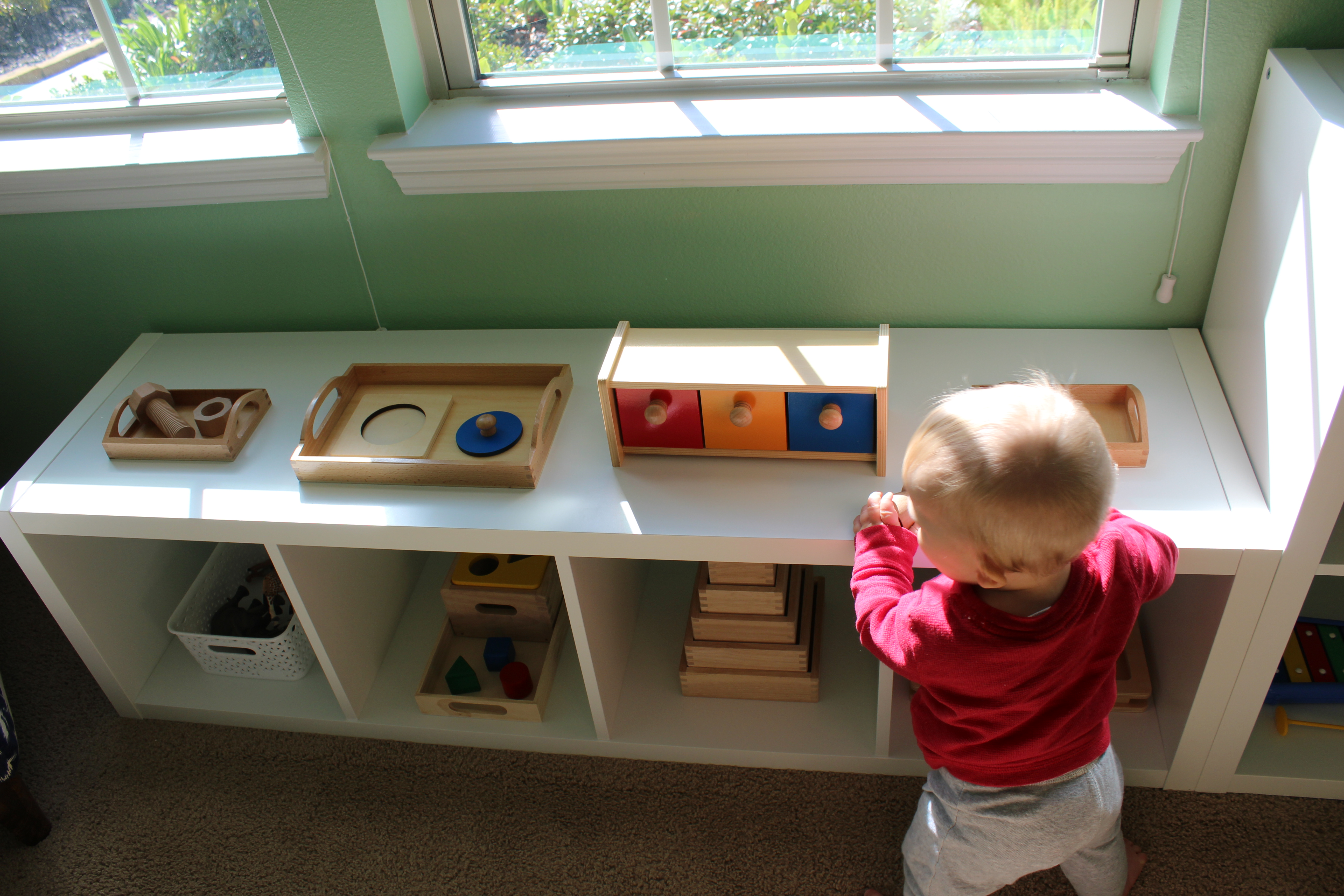 toddler colors parenting child page montessori this merry inspired joyful primary bookshelf discovery
