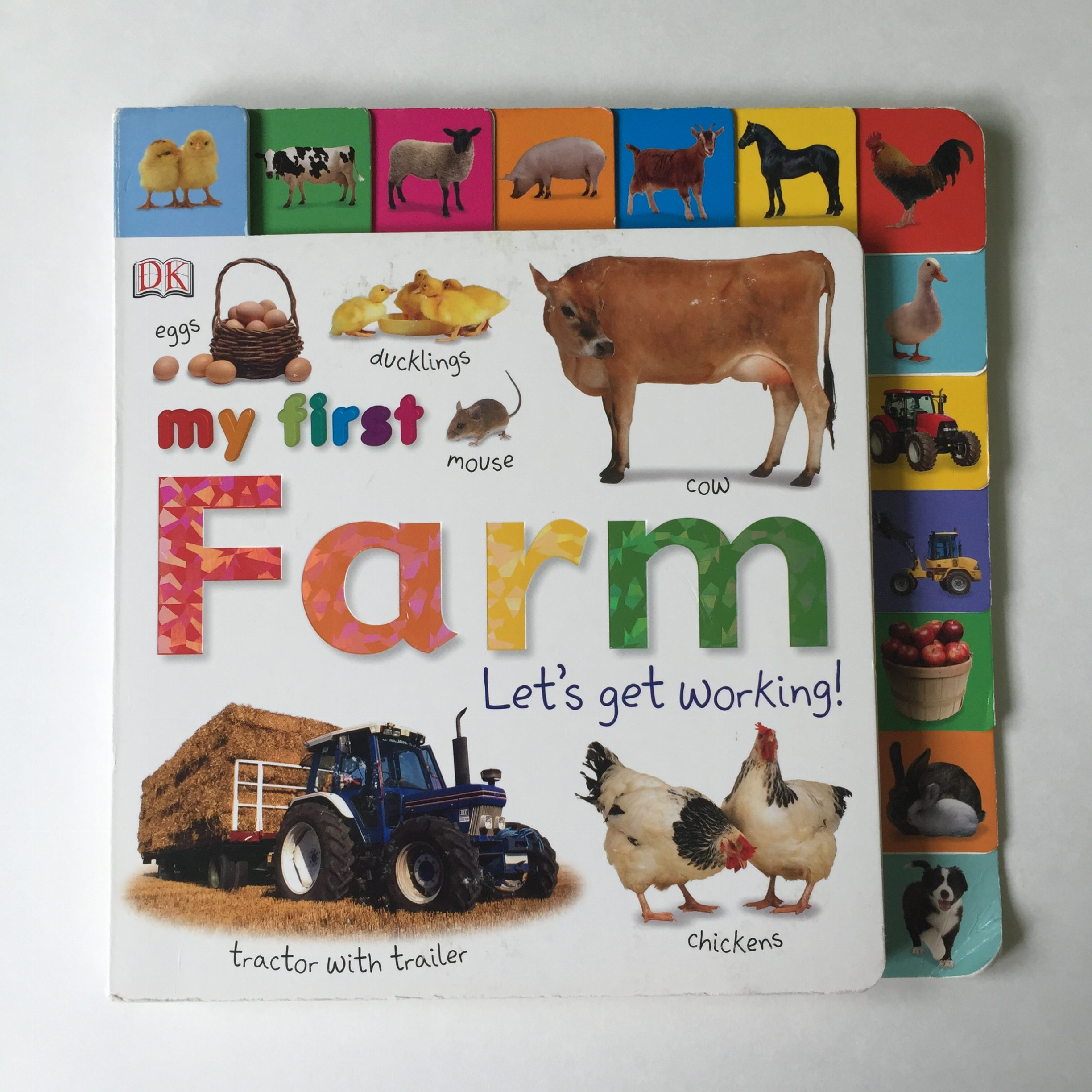 What We Re Reading Books About Farm Animals This Merry