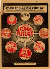 Oakland Tribune, 1946, Cover