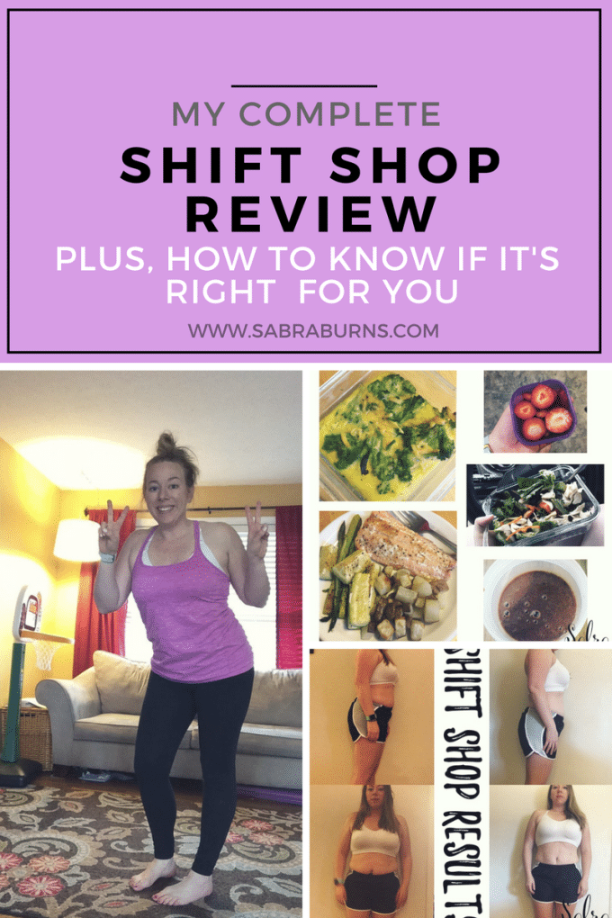 My Complete Shift Shop Review - This Mom's Menu