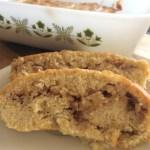 Delicious, Low Carb and keto friendly cinnamon swirl bread