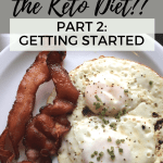 What the Heck is the Keto Diet? Part 2 Getting Started
