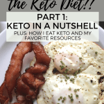 What the heck is the keto diet? Part 1: Keto in a nutshell