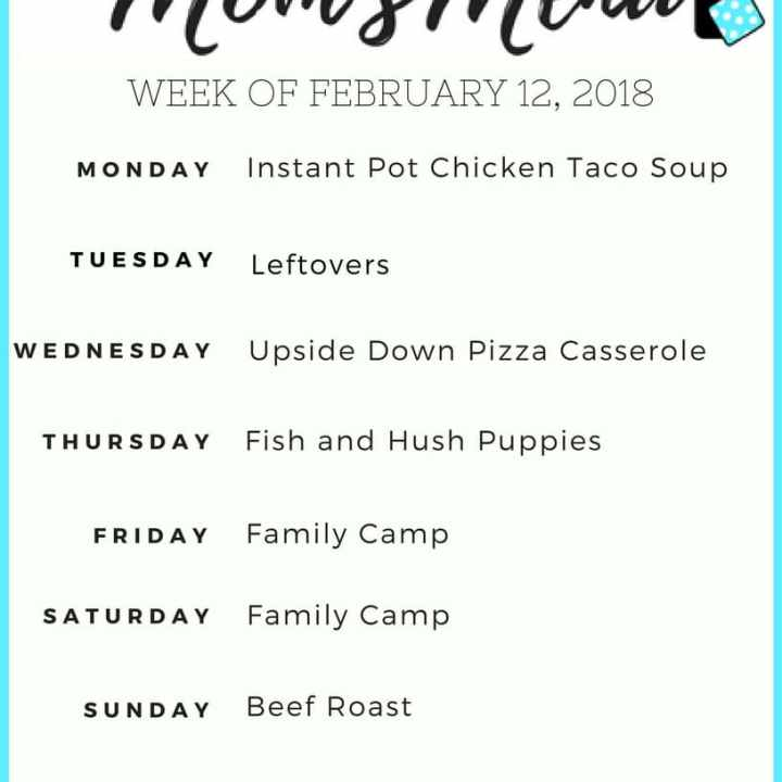 I'm so sorry that this week's menu post is coming up so late, but better late than never right? This weekend became unexpectedly full and I am really behind in blogging ... not to mention laundry and grocery shopping! Luckily it's been a great kind of busy, so I'm definitely not complaining.