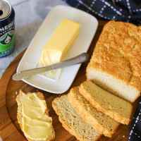 Low Carb Beer Bread