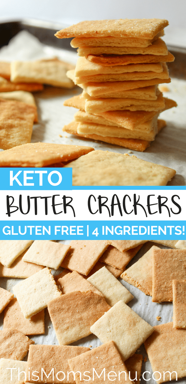 can i have ritz crackers on keto diet