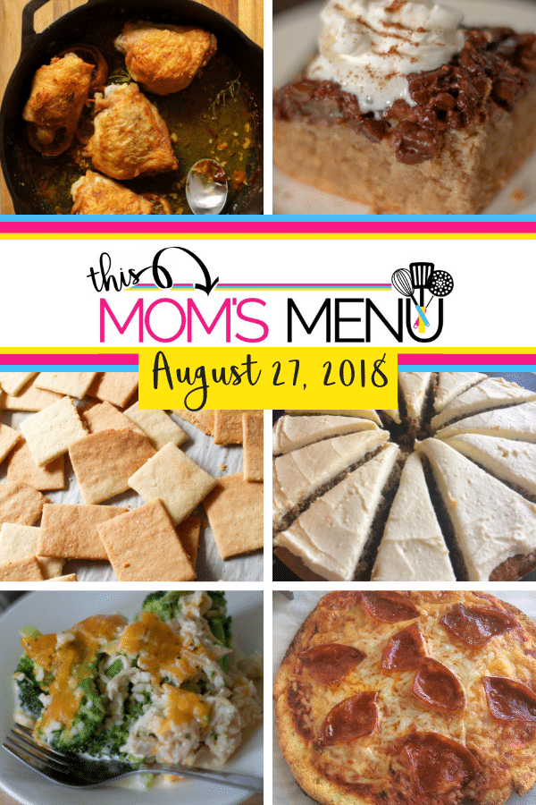 Family Friendly low carb meal plan