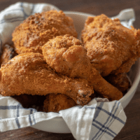 Air Fryer Keto Fried Chicken | Paleo, Gluten Free